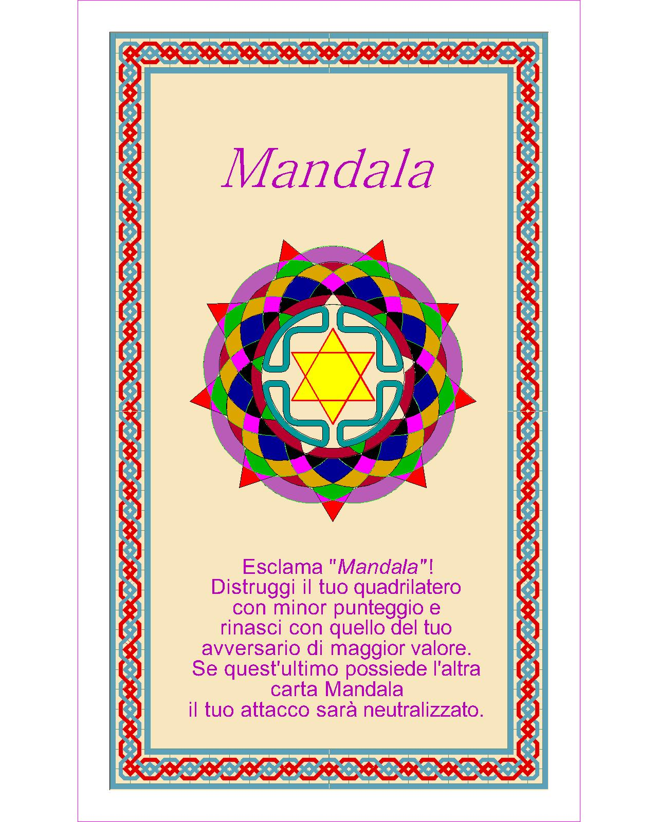 015. Mandala b-Model (Coach M.C. Petroli)