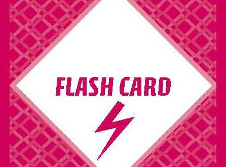 Concorso Inventa una Flash Card  (Agg. 25 Maggio)