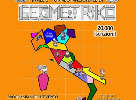 Terzo Torneo Nazionale di Geometriko